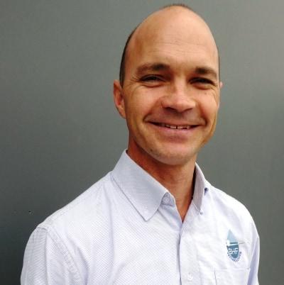 Stuart Thomson Blue H2O Filtration BHF Technologies Melbourne Australia