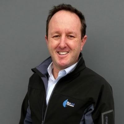 Wayne Shub Blue H2O Filtration BHF Technologies Melbourne Australia