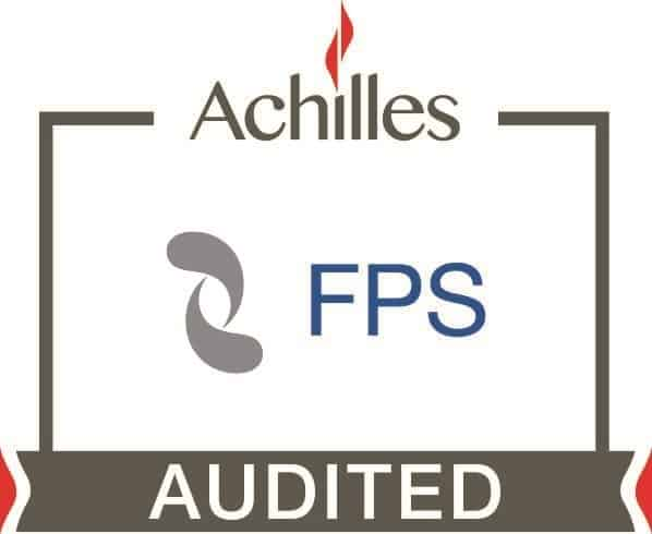 Achilles FPS Audited Stamp