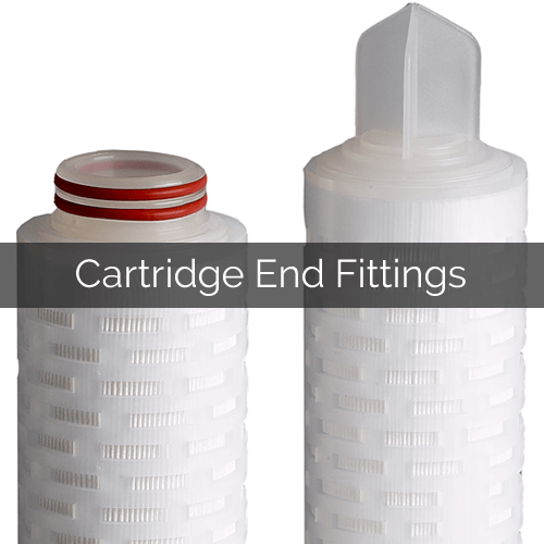 Cartridge End Fittings