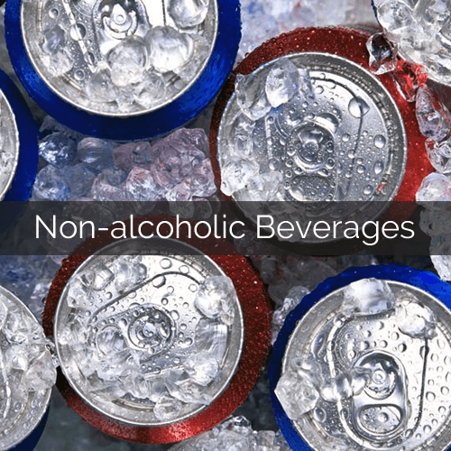 filtration for non-alcoholic beverages and soft drinks