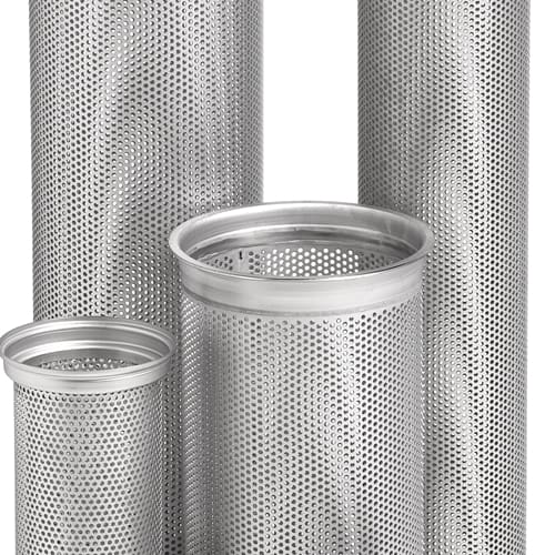 Amazon DuoMesh Stainless Steel Basket Filter