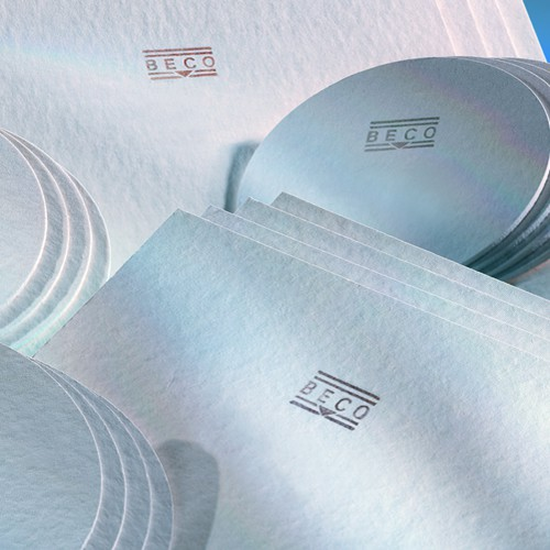 Beco Standard Range Depth Filter Sheets