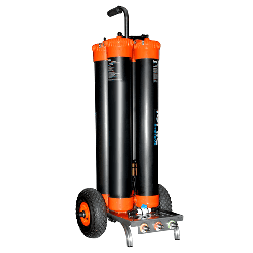 ionic quattro portable water treatment trolley