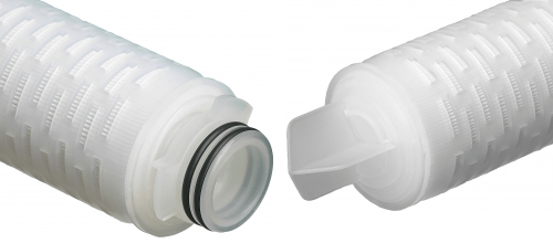 Amazon code S filter end fittings