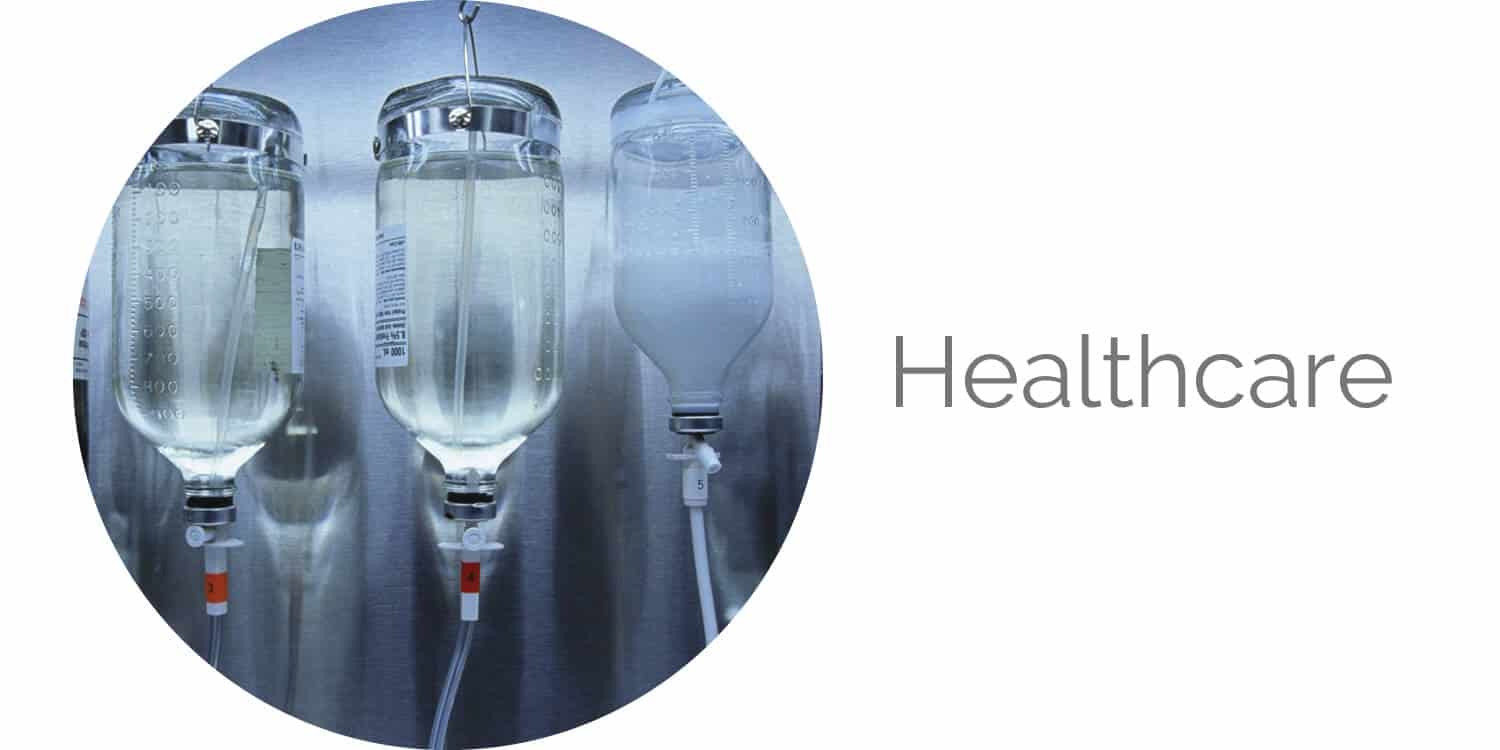 Healthcare and hospitals filtration and sanitisation Australia