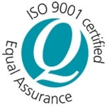 iso 9001 certification logo 151px