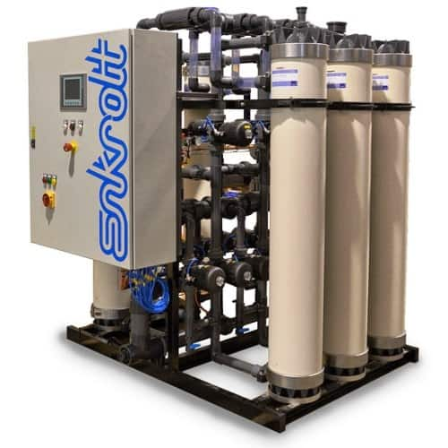 enkrott ultrafiltration uf system potable water