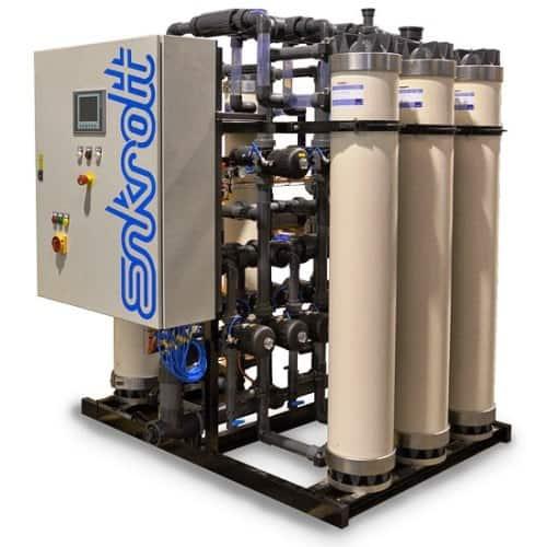 enkrott ultrafiltration uf system potable water
