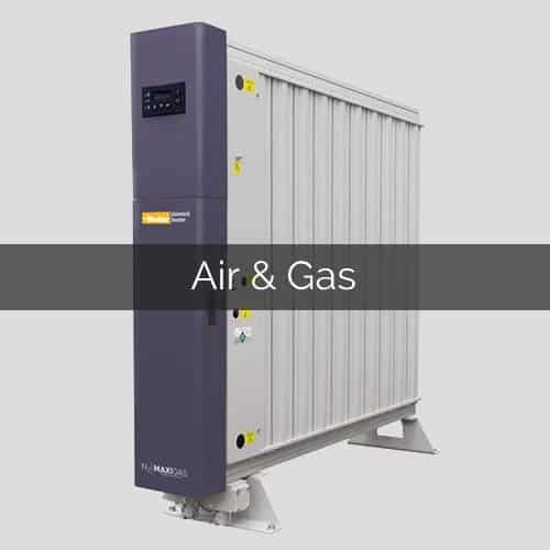 Air and Gas