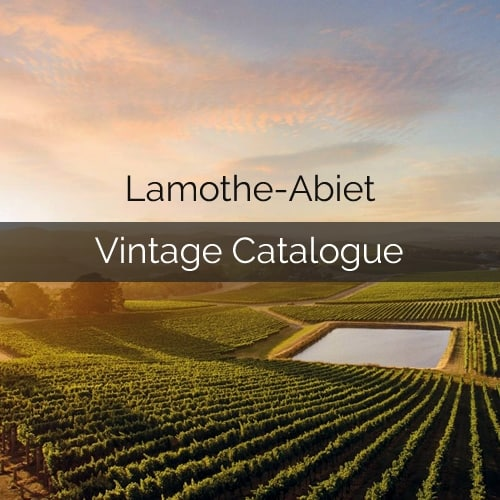 Lamothe-Abiet Vintage Catalogue