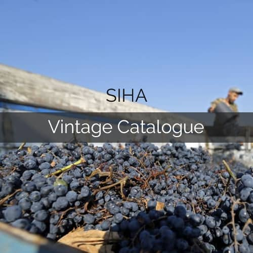 SIHA Vintage Catalogue