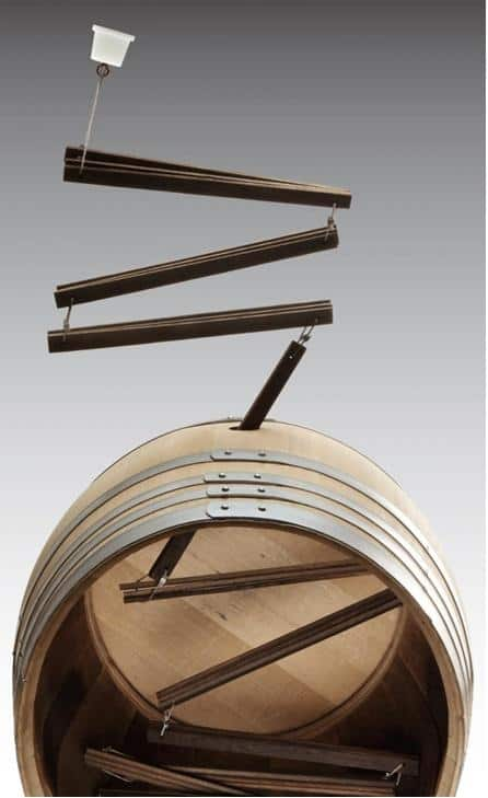 StaVin oak barrel replica winemaking maturation