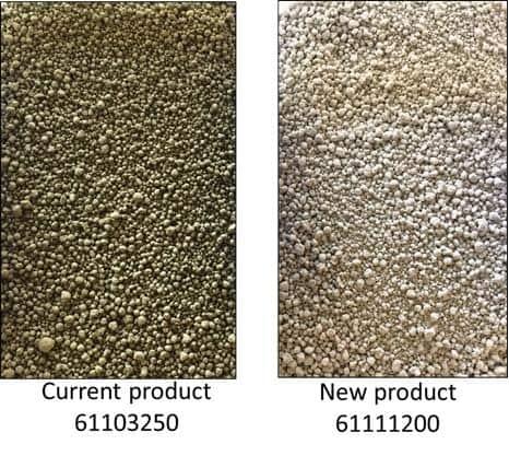 siha active bentonite g product change