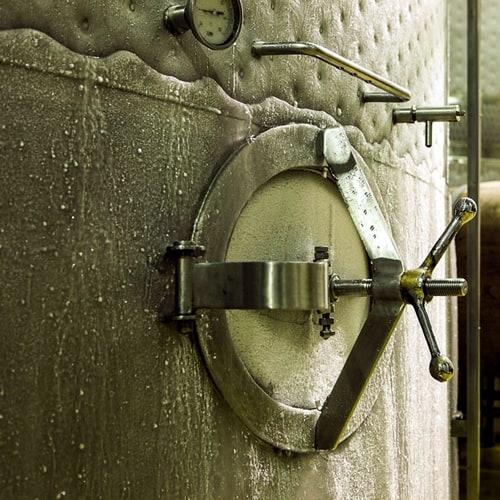 stabilisation of wine with bentonite protein new zealand
