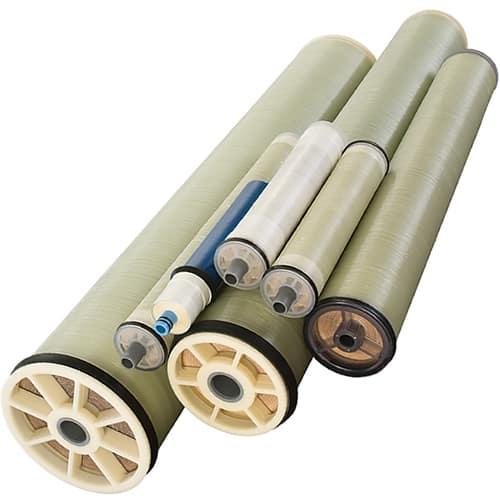 crossflow membranes industrial water treatment filtration