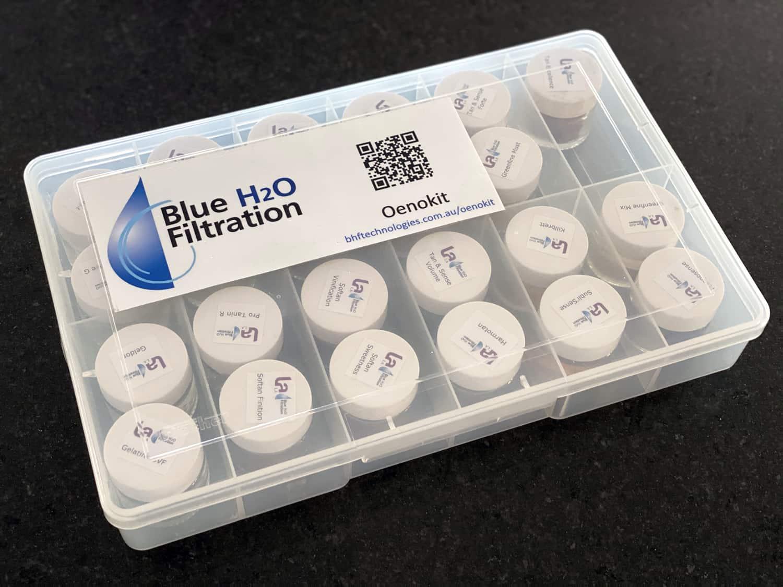 Blue H2O Filtration Oenokit