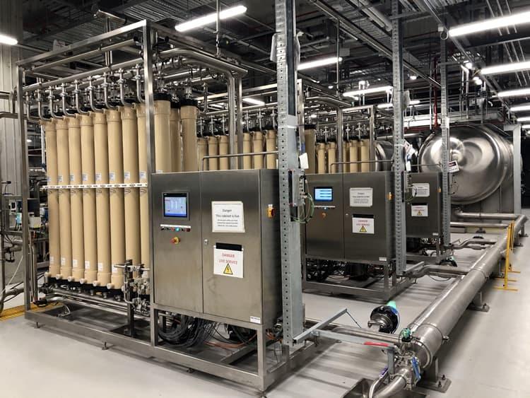 Mains water filtration pharma 1