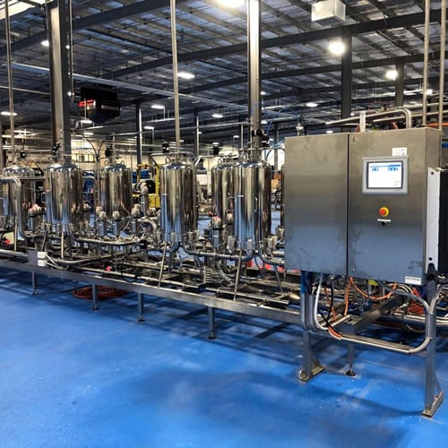 industrial filtration systems australia water treatment pharma biotech